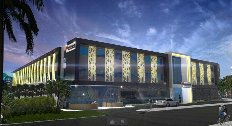 Swiss-Belhotel Cendrawasih Biak (Master Plan)