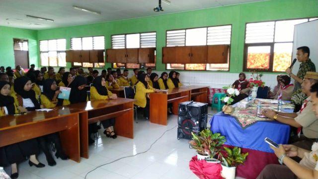 Pelepasan Prakerin Siswa Kelas XI